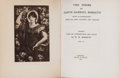 Books:Fine Press & Book Arts, Dante Gabriel Rossetti. LIMITED. The Poems of Dante GabrielRossetti with Illustrations from His Own Pictures and Design...