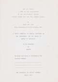 Books:Art & Architecture, [William Holman Hunt and John Everett Millais]. Alan Roy Life. Art and Poetry: A Study of the Illustrations of Two Pre-R...