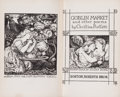 Books:Literature Pre-1900, Christina G. Rossetti. Poems [Goblin Market and OtherPoems and The Prince's Progress and Other Poem...