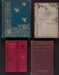 Books:Biography & Memoir, Four Books by Hall Caine, including: Recollections of Rossetti. London: Cassell and Company, Ltd., 1928.... (Total: 4 Items)