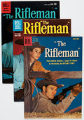 Silver Age (1956-1969):Western, The Rifleman #1-20 Group (Dell, 1959-64) Condition: AverageFN/VF.... (Total: 20 Comic Books)
