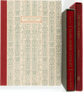 Books:Americana & American History, [Texana]. Trio of LIMITED EDITION Books. Various publishers anddates. Two, Casement of Juniata [and:] Plow-Horse Cava...(Total: 3 Items)