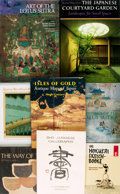 Books:Art & Architecture, [Art/World History]. Group of Eight Books Related to Japanese Culture. Various publishers and dates.... (Total: 8 Items)