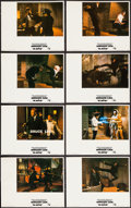 """Movie Posters:Action, The Green Hornet """"Kato"""" (20th Century Fox, 1974). Lobby Card Set of8 (11"""" X 14""""). Action.. ... (Total: 8 Items)"""
