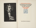 Books:Literature Pre-1900, Dante Gabriel Rossetti. LIMITED. Sonnets and Songs Towards aWork to be Called The House of Life. Maastricht: Leiter...