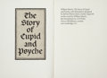Books:Literature 1900-up, William Morris. LIMITED. The Story of Cupid & Psyche....(Total: 2 Items)