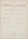 Books:Literature Pre-1900, Frederick Leighton, et al. The Cornhill Gallery....