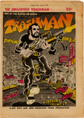 Silver Age (1956-1969):Alternative/Underground, The Collected Trashman #1 (Fat City and Red Mountain Tribe, 1969)Condition: VG/FN....