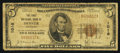 National Bank Notes:Colorado, Denver, CO - $5 1929 Ty. 1 The First NB Ch. # 1016. ...