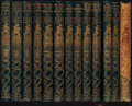 Books:Literature Pre-1900, William Morris. Set of Thirteen Pocket Edition Books. London: Longmans, Green and Co., 1907-1915.... (Total: 13 Items)