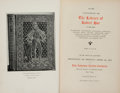 Books:Reference & Bibliography, [Auction Catalogs]. The Library of Robert Hoe. New York: TheAnderson Auction Company, 1911....
