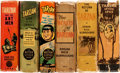 Big Little Book:Miscellaneous, Tarzan-Related Big Little Book Group of 6 (Whitman, 1933-49)....(Total: 6 Items)