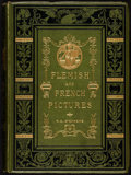 Books:Art & Architecture, F[rederic] G[eorge] Stephens. Flemish and French Pictures with Notes Concerning the Painters and Their Works. Lo...