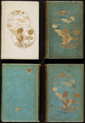 Books:Literature Pre-1900, [Percy Bysshe Shelley]. Harry Buxton Forman, editor. ThePoetical Works of Percy Bysshe Shelley. In Four Volumes [...(Total: 4 Items)