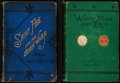Books:Literature Pre-1900, [Robert Buchanan]. Pair of First English Editions: Saint Abe andhis Seven Wives [and:] White Rose and R... (Total: 2Items)