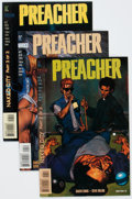 Modern Age (1980-Present):Horror, Preacher Group of 10 (DC, 1995-98) Condition: Average VF/NM....(Total: 10 Comic Books)