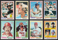Baseball Cards:Sets, 1978 Topps Baseball Complete Set (726). ...
