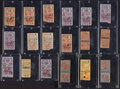 Baseball Collectibles:Tickets, 1941-65 New York Yankees and Mets Ticket Stubs Lot of 18 - With 2from Bob Lemon 20 Win Season....