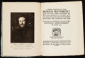 Books:Biography & Memoir, [William Morris]. A Brief Sketch of the Morris Movement and ofthe Firm Founded by William Morris to Carry Out His Desig...