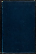 Books:Biography & Memoir, William Rossetti, compiler. Rossetti Papers. 1862 to 1870. London: Sands & Co., 1903....