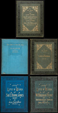 Books:Art & Architecture, Five Hard Cover Issues of The Art Annual. London: Art Journal Office. 1884-1896.. Five Hard Cover Issues of ... (Total: 5 Items)