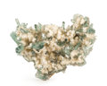 Minerals:Cabinet Specimens, BARYTE. Stoneham, Weld Co.. Colorado. USA.4.92 x 3.54 x 1.33 inches (12.5 x 9 x 3.4 cm). ...