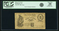 Obsoletes By State:Iowa, Burlington, IA - Henry H. Scott 10 Cents Oct. 18th, 1862 Oakes-UNL.PCGS Very Fine 20 Apparent.. ...