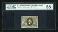 Fractional Currency:Second Issue, Fr. 1285 25c Second Issue PMG Choice About Unc 58 EPQ....