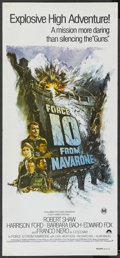 "Movie Posters:War, Force 10 from Navarone (American International, 1978). AustralianDaybill (13"" X 30""). War. ..."