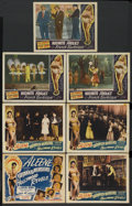 Movie Posters:Sexploitation, Hollywood Revels Lot (Roadshow Attractions, 1946). Title Lobby Cardand Lobby Cards (3) and five other Sexploitation Lobby C... (Total:9 Items)