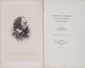 Books:Literature Pre-1900, Alfred Lord Tennyson. LIMITED. The Death of Œnone, Akbar'sDream, and Other Poems....