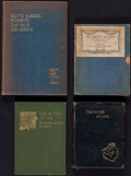 Books:Literature Pre-1900, Dante Gabriel Rossetti. Four Copies of The House ofLife. Various publishers, 1900-1912.... (Total: 4 Items)