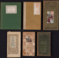 Books:Art & Architecture, Dante Gabriel Rossetti. Six Copies of Hand and Soul. Various publishers, 1907-1928.... (Total: 6 Items)