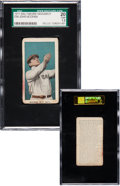 Baseball Cards:Singles (Pre-1930), 1911 M131 Baltimore Newsboy John McGraw SGC 20 Fair 1.5. ...