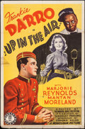 """Movie Posters:Comedy, Up in the Air (Monogram, 1940). One Sheet (27"""" X 41""""). Comedy.. ..."""