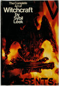Books:Metaphysical & Occult, Sybil Leek. INSCRIBED. The Complete Art of Witchcraft. New York and Cleveland: The World Publishing Company, [1971]....