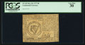 Colonial Notes:Continental Congress Issues, Continental Currency May 20, 1777 $8 PCGS Very Fine 30.. ...
