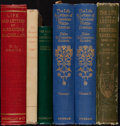 Books:Biography & Memoir, [Alexander Macmillan]. Group of Five Works on the Lives and Letters of Alexander Macmillan and His Publishing Company, Theodor... (Total: 6 Items)