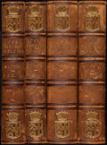 Books:Literature Pre-1900, William Morris. The Earthly Paradise. A Poem. London:Ellis and Green, 1872.... (Total: 4 Items)