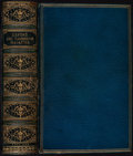 Books:Literature Pre-1900, [Dante Gabriel Rossetti and William Morris, contributions]. TheOxford and Cambridge Magazine for 1856. Conducted by Mem...