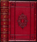 Books:Literature Pre-1900, Alfred Tennyson. Poems. London: Edward Moxon, 1857....