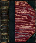 Books:Art & Architecture, [John Ruskin]. [Sammelband]. Group of Eight Works on the Works of Turner and Millais. London and Kent: Various publishers, 1...