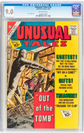 Silver Age (1956-1969):Horror, Unusual Tales #32 (Charlton, 1962) CGC VF/NM 9.0 Off-whitepages....