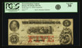 Obsoletes By State:Massachusetts, Boston, MA - Howard Banking Co. $5 Aug. 23, 1858 ContemporaryCounterfeit MA-246 C8a. PCGS Very Fine 30.. ...