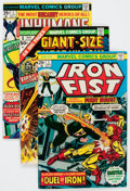 Modern Age (1980-Present):Miscellaneous, Marvel Bronze Age Comics Group of 10 (Marvel, 1970s) Condition: Average FN/VF.... (Total: 10 Comic Books)