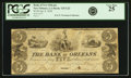 Obsoletes By State:Louisiana, New Orleans, LA - Bank of New Orleans $5 Jan. 6, 1838 LA-125 G22. PCGS Very Fine 25.. ...