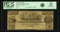 Obsoletes By State:Massachusetts, Boston, MA - Lafayette Bank $1.75 Oct. 3, 1837 MA-255 G8. PCGS Fine 15 Apparent.. ...