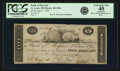 Obsoletes By State:Missouri, St. Louis, Missouri Territory - Bank of Missouri $5 April 1, 1820 MO-30 G20a. PCGS Extremely Fine 40 Apparent.. ...