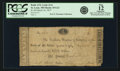 Obsoletes By State:Missouri, St. Louis, Missouri Territory - Bank of St. Louis (1st) $1 March 10, 1817 MO-45 G12 SENC. PCGS Fine 12 Apparent.. ...