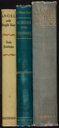 Books:Reference & Bibliography, [Pre-Raphaelitism]. Group of Three Books about Art in England.London: various publishers, 1896-1957.... (Total: 3 Items)